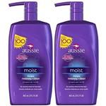 Ficha técnica e caractérísticas do produto Aussie Kit Shampoo e Condicionador 865ml