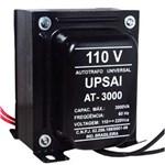 Ficha técnica e caractérísticas do produto Auto Transformador Universal 3000w