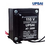 Ficha técnica e caractérísticas do produto Autotransformador AT-3000VA Bivolt 51020300 Upsai
