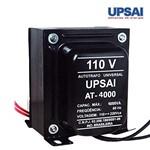 Ficha técnica e caractérísticas do produto Autotransformador AT-4000VA Bivolt 51020400 Upsai