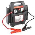 Ficha técnica e caractérísticas do produto Auxiliar de Partida / KIT de Emergência 4 em 1 Multilaser AU602 (Auxiliador de Partida, Compressor de Ar, Tomada e Lanterna) - Preto - Multilaser