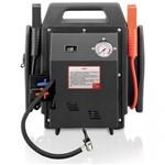 Ficha técnica e caractérísticas do produto Auxiliar de Partida Kit Emergência Compressor 4 em 1 AU602 Multilaser