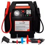 Ficha técnica e caractérísticas do produto Auxiliar de Partida Multilaser Au602 Kit de Emergência 4x1