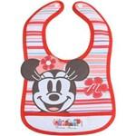 Ficha técnica e caractérísticas do produto Babador Baby Go Minnie 3D, Rosa