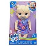 Ficha técnica e caractérísticas do produto Baby Alive Bebê Primeiros Sons Loira - Hasbro