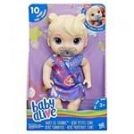 Ficha técnica e caractérísticas do produto Baby Alive Boneca Primeiros Sons Loira- Hasbro