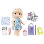 Baby Alive Pequena Artista Loira - Hasbro