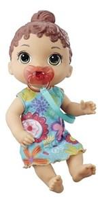 Ficha técnica e caractérísticas do produto Baby Alive Primeiros Sons Morena - Hasbro