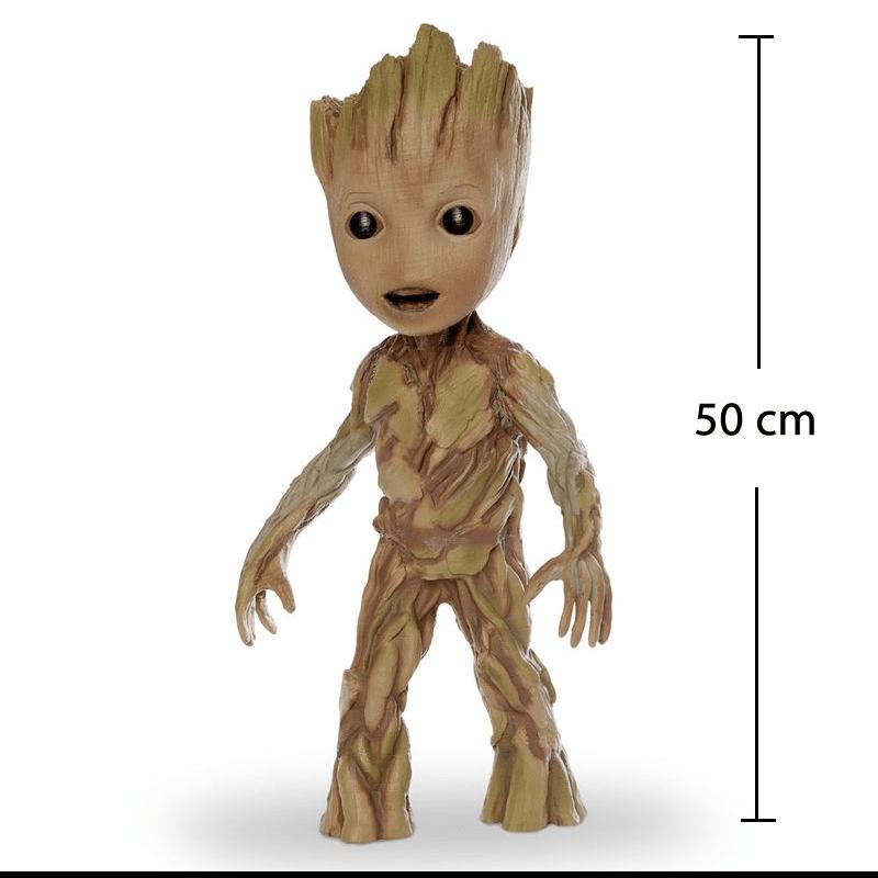 Ficha técnica e caractérísticas do produto Baby Groot Gigante