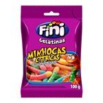 Ficha técnica e caractérísticas do produto Bala Fini Gelatinas Minhocas Citricas 100g