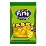 Ficha técnica e caractérísticas do produto Bala Gelatina Bananas 15g C/12 - Fini