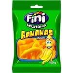 Ficha técnica e caractérísticas do produto Bala Gelatina Fini Banana 100g
