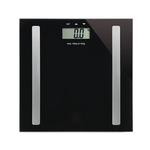 Ficha técnica e caractérísticas do produto Balança Digital Digi-Health Pro Preta Multilaser Hc030