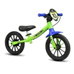 Ficha técnica e caractérísticas do produto Balance Bike Infantil Nathor Verde