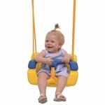 Ficha técnica e caractérísticas do produto Balanço Infantil Amarelo - Xalingo