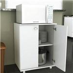 Ficha técnica e caractérísticas do produto Balcão de Cozinha BL3300 2 Portas Branco - Tecno Mobili