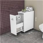 Ficha técnica e caractérísticas do produto Balcão para Banheiro 1 Porta - Branco