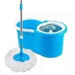 Balde Spin Mop com 2 Refis Limpeza