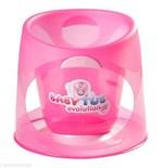 Ficha técnica e caractérísticas do produto Banheira Ofuro Baby Tub Evolution Rosa