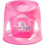 Ficha técnica e caractérísticas do produto Banheira para Bebê Evolution Rosa - Baby Tub