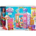 Ficha técnica e caractérísticas do produto Barbie Castelo de Arco Íris Frb15 Mattel Toy