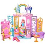 Ficha técnica e caractérísticas do produto Barbie Castelo de Arco Iris Frb15 - Mattel