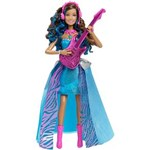 Ficha técnica e caractérísticas do produto Barbie Rock`n Royals Erika - Mattel