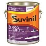 Base C2 Tinta Acrílica Fosco Completo 3,24L Suvinil