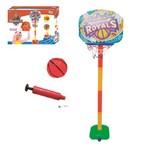 Basquete Royals com Pedestal Bola e Bomba na Caixa 1,10m