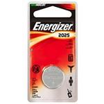 Ficha técnica e caractérísticas do produto Bateria Cr2025 3v de Lithium 3v Energizer 64618