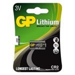 Ficha técnica e caractérísticas do produto Bateria de Litio 3v Cr2-C1 Gp