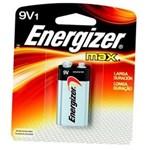 Ficha técnica e caractérísticas do produto Bateria Energizer 9V (6LR61)