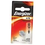 Ficha técnica e caractérísticas do produto Bateria Energizer A76 (LR44)