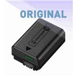 Ficha técnica e caractérísticas do produto Bateria Recarregável da Série W NP-FW50 ORIGINAL SONY para NEX-3, NEX-3A, NEX-3D, NEX-5, NEX-5K