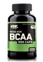 Ficha técnica e caractérísticas do produto BCAA 200 Cápsulas Optimum Nutrition - 1000mg