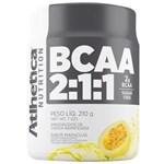 Ficha técnica e caractérísticas do produto BCAA 2:1:1 210G Atlhetica Nutrition