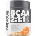 Ficha técnica e caractérísticas do produto BCAA 2:1:1 - 210g Tangerina - Atlhetica Nutrition