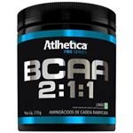 Ficha técnica e caractérísticas do produto BCAA 2:1:1 210gr - Atlhetica-Limão