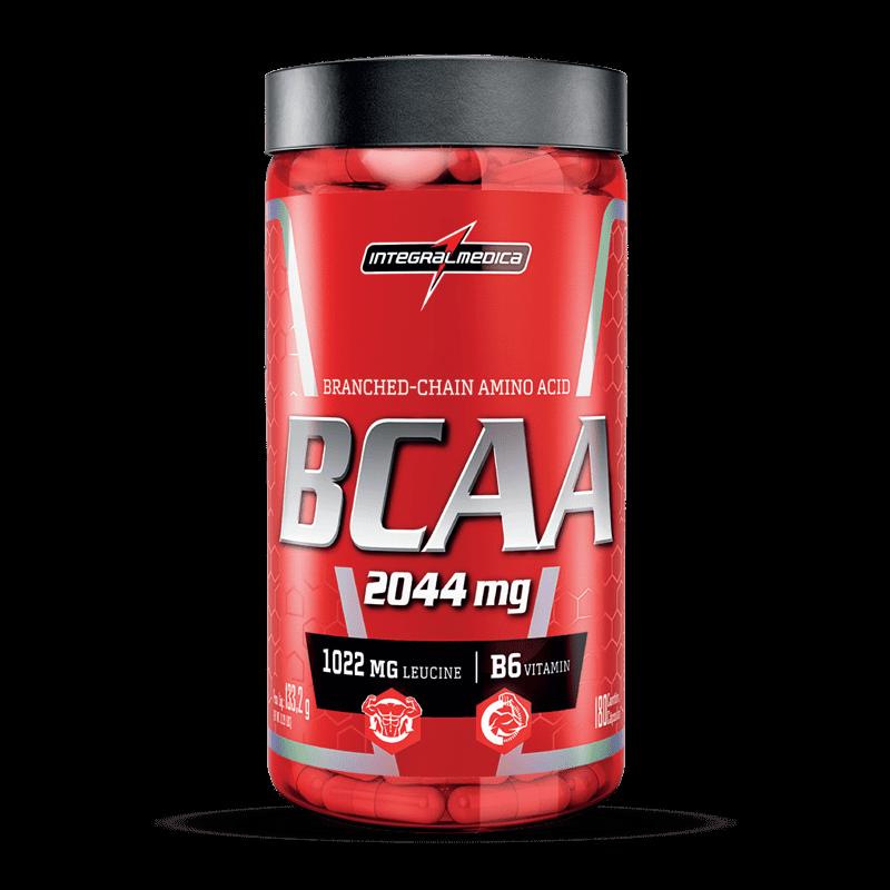 Ficha técnica e caractérísticas do produto BCAA 2:1:1 (180caps) IntegralMedica