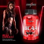 Ficha técnica e caractérísticas do produto Bcaa 2:1:1 - 90 Cápsulas - Integralmedica