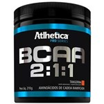 Ficha técnica e caractérísticas do produto Bcaa 2:1:1 por Séries 210G - Atlhetica Nutrition - TANGERINA