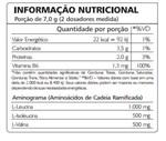 Ficha técnica e caractérísticas do produto Bcaa 2:1:1 Pro Series - 210g - Atlhetica - Atlhetica Nutrition