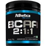 Ficha técnica e caractérísticas do produto Bcaa 2:1:1 Pro Series (210g) - Atlhetica Nutrition - Limao