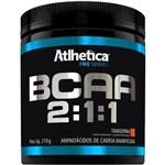 Ficha técnica e caractérísticas do produto Bcaa 2:1:1 Pro Series (210g) - Atlhetica Nutrition - Tangerina