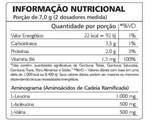 Ficha técnica e caractérísticas do produto Bcaa 2:1:1 Pro Series (210g) - Atlhetica Nutrition
