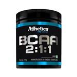 Ficha técnica e caractérísticas do produto Bcaa 2:1:1 Pro Series 210g - Atlhetica Nutrition