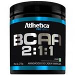 Ficha técnica e caractérísticas do produto Bcaa 2:1:1 - Pro Series - 210G - Atlhetica Nutrition