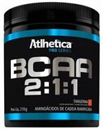 Ficha técnica e caractérísticas do produto Bcaa 2:1:1 Pro Series Tangerina 210g - Atlhetica Nutrition