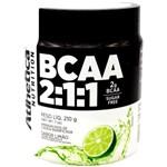 Ficha técnica e caractérísticas do produto BCAA 2:1:1 Pro Series (210g) Limão - Atlhetica Nutrition