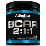 Ficha técnica e caractérísticas do produto Bcaa 2:1:1 Pro Series - Atlhetica Nutrition - 210 G